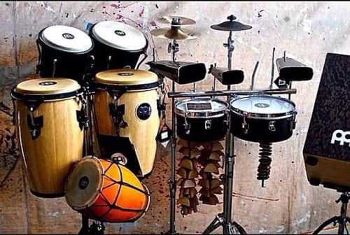 Cubaanse en Zuid-Amerikaanse percussie